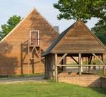 Outbuildings at Mount Vernon