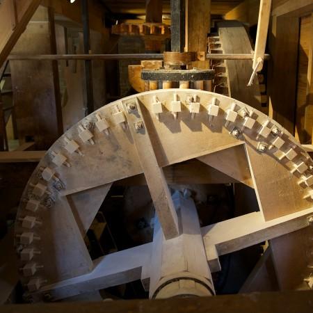 Washington's Gristmill at Mount Vernon