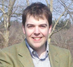 Trenton Cole Jones, Ph.D.
