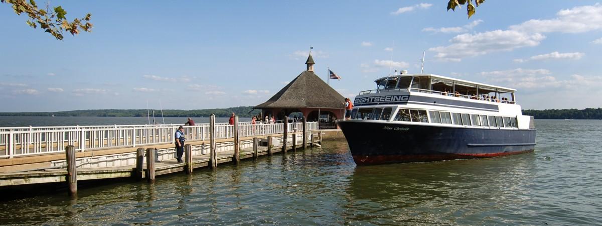 Potomac Cruise Tours Dc
