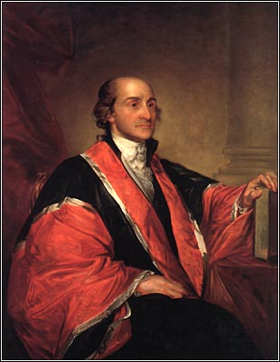 John Jay as Chief Justice. Supreme Court Historical Society.