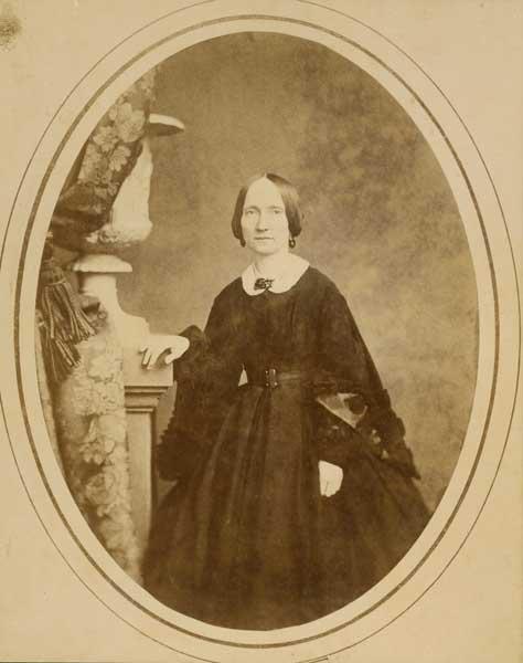 The founder of the MVLA, Ann Pamela Cunningham (MVLA)