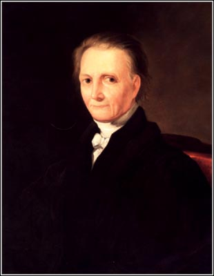 The Supreme Court Historical Society (Washington, D.C.) provides this portrait of Bushrod Washington in his later years