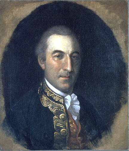 François-Jean de Chastellux, by Charles Willson Peale, c. 1782. Courtesy Independence National Historic Park.