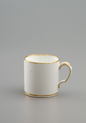 Coffee cup purchased by George Washington during the presidency.