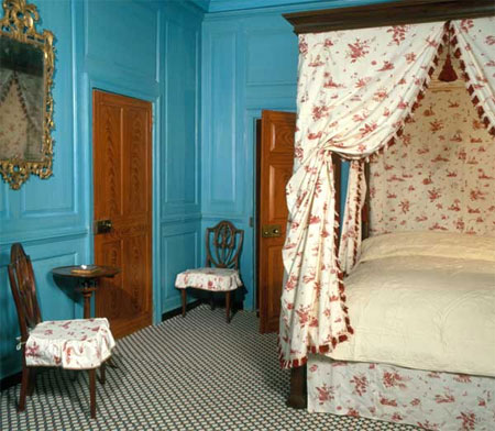 Blue Room Mount Vernon