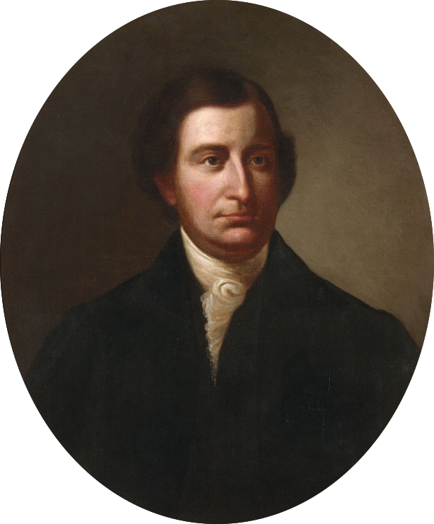 Edmund Randolph, by Flavius Fisher, Courtesy Library of Virginia