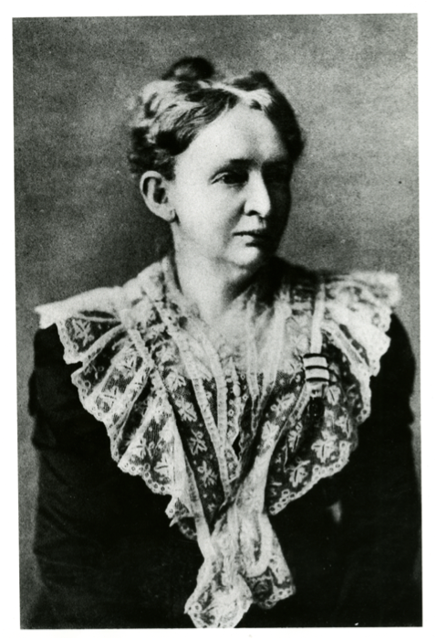 Elizabeth Bryant Johnston, c. 1890-1900, Historical Society of Washington DC number CHS 15485.10