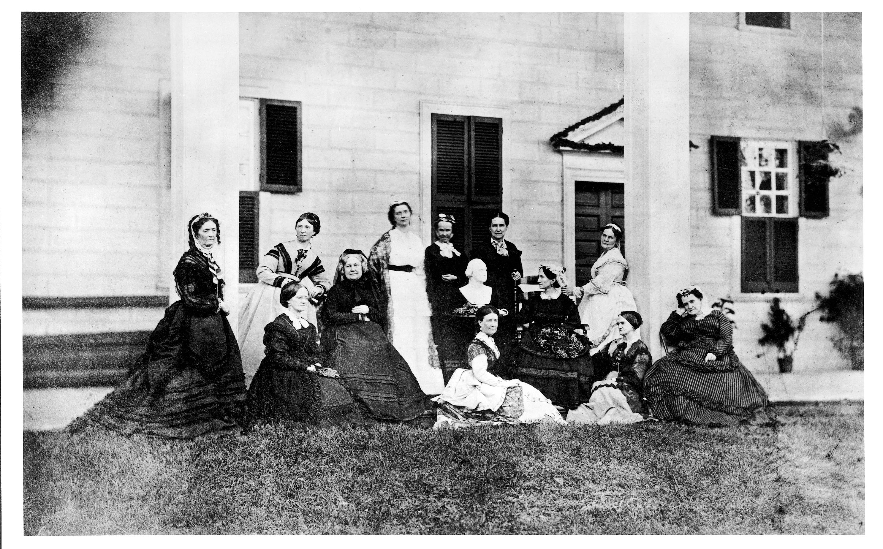 The Mount Vernon Ladies' Association was the first national historic preservation organization and is the oldest women's patriotic society in the United States.