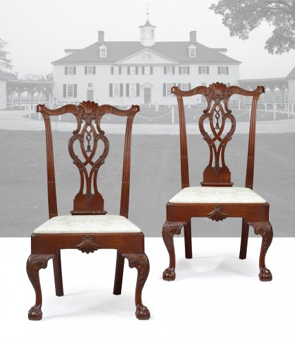Amazing Approximately 70 Piecesu2014many With Interesting Historical Provenancesu2014will  Be Sold April 19 In Philadelphia During Freemanu0027s American Furniture, ...