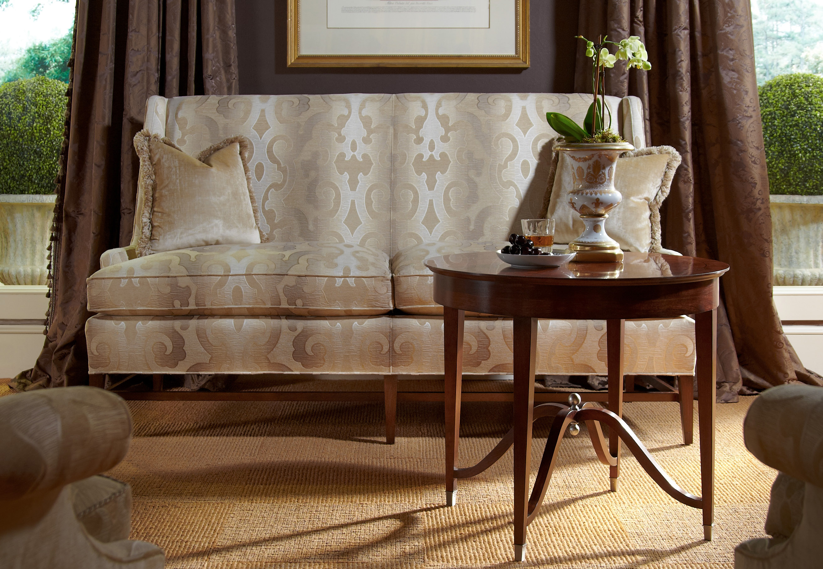 By designing top quality furnishings in solid wood  we strive to create the  ultimate in comfort for your home and family  With certification from the. Home Furnishings   George Washington s Mount Vernon