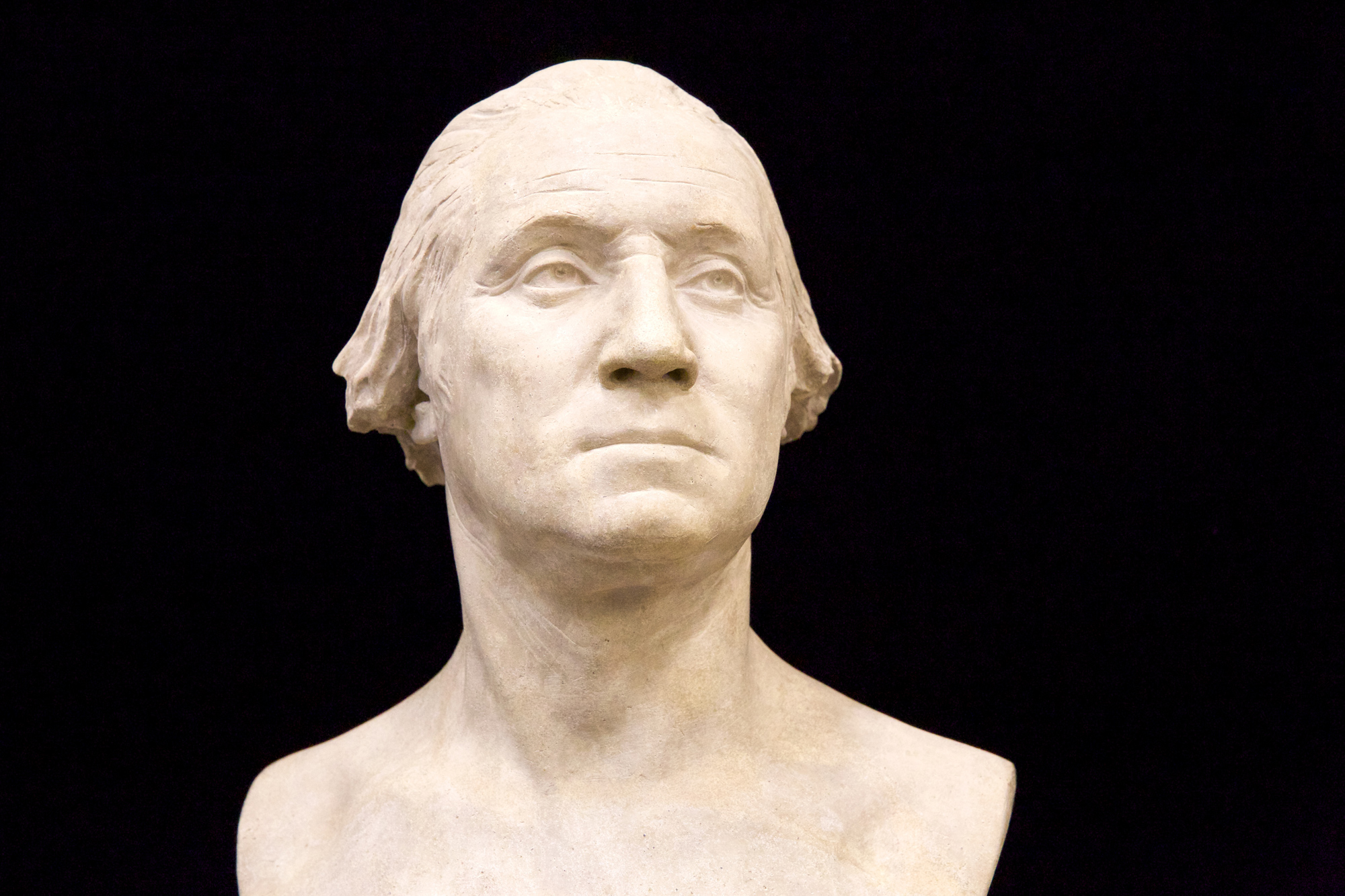 The Houdon Bust of George Washington