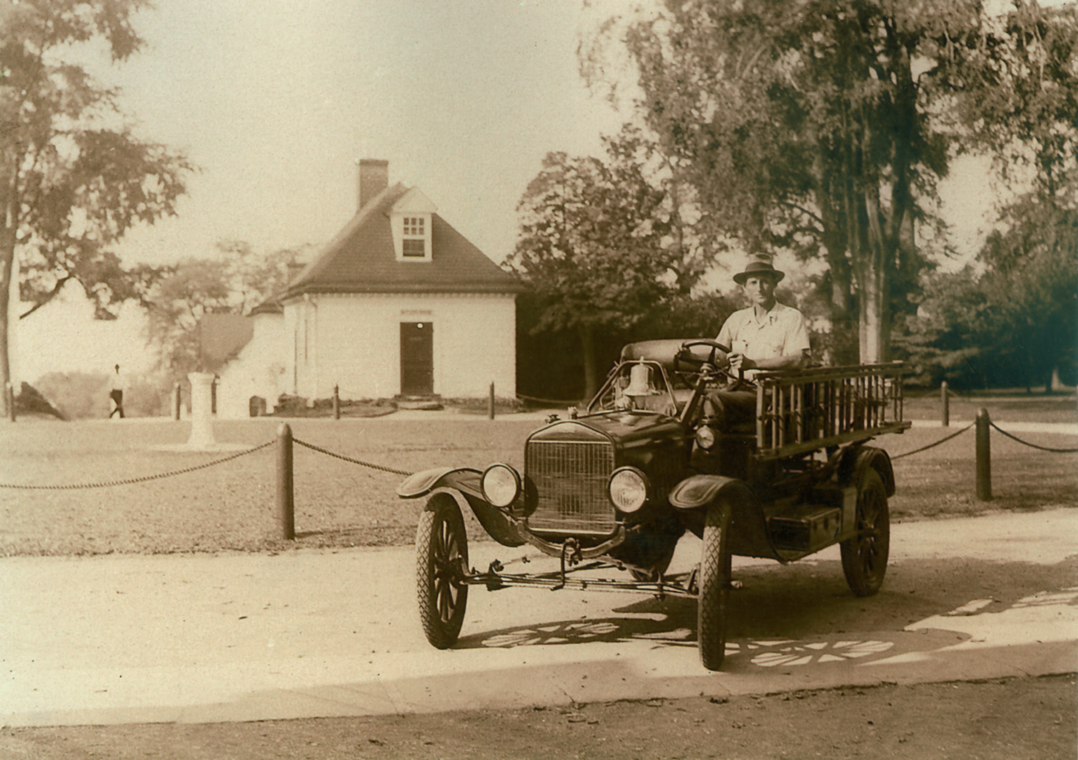 For over 90 years, Ford has been making donations to preserving the history and grounds of Mount Vernon (MVLA)