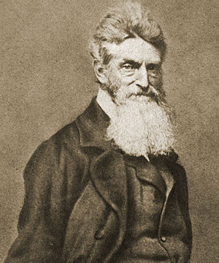 John Brown in 1859 (Image: Library of Congress)