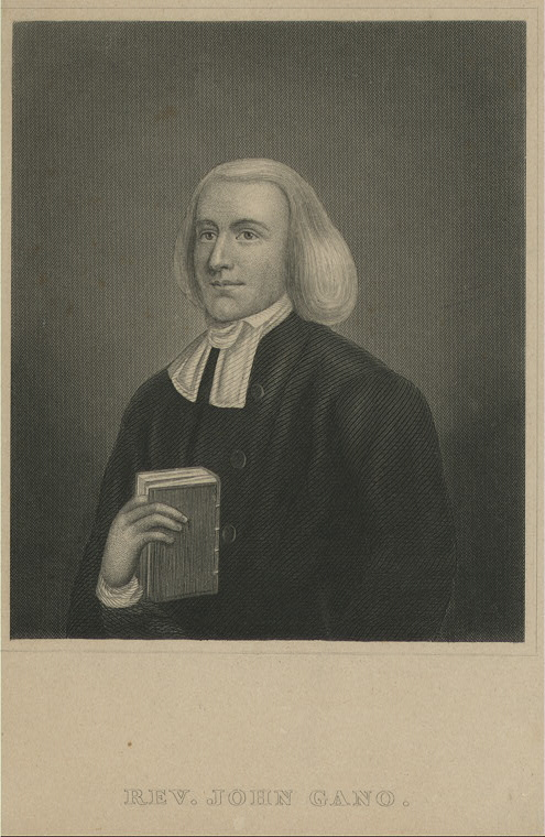 John Gano, from the New York Public Library, image number 1241539
