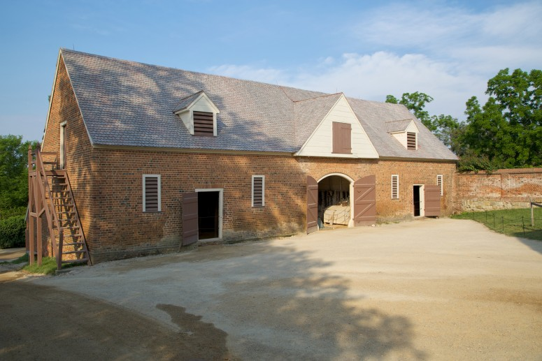 The Stable at Mount Vernon