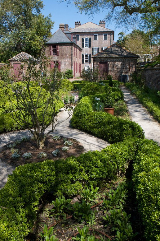 The Heyward-Washington home in Charleston (Rob Shenk)
