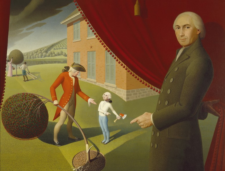 Parson Weem's Fable (Amon Carter Museum of American Art)