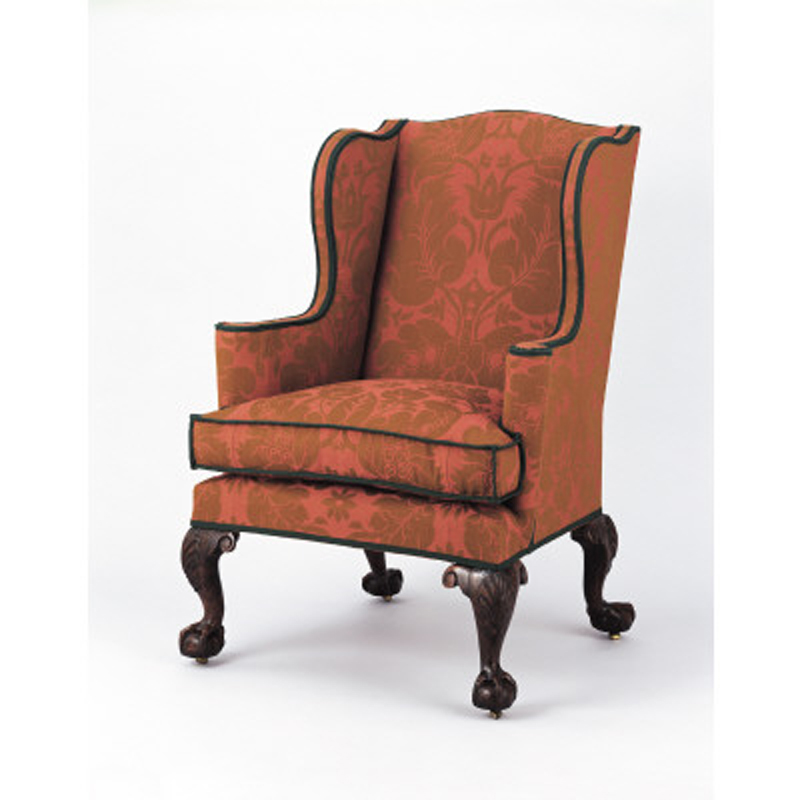 Chair owned by Mary Ball Washington. MVLA