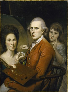 Charles Willson Peale, Museum of Fine Arts, Houston (Google Art Project)