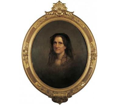 Ann Pamela Cunningham, by James Reid Lambdin, c. 1860. MVLA