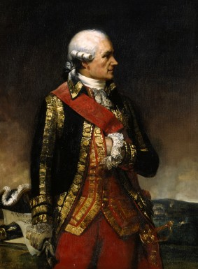Count de Rochambeau (Art Resource)