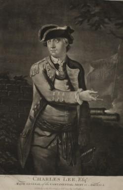 Gen. Charles Lee