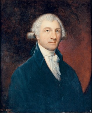 Dr. William Thornton (Architect of the Capitol)