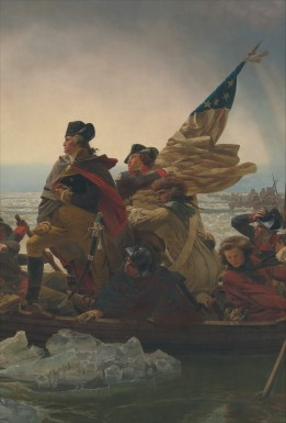 Why Is Washington Crossing The Delaware A Famous Painting