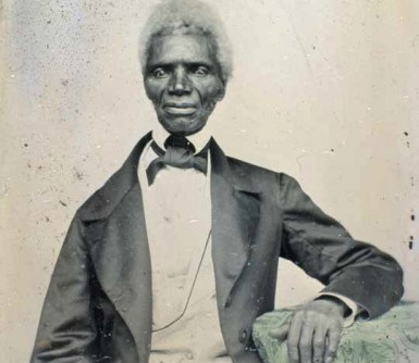 "Image of ""Tom"", one of the Dower slaves at Mount Vernon (Mount Vernon Ladies' Association)"