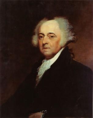 John Adams by Gilbert Stuart (National Gallery of Art)