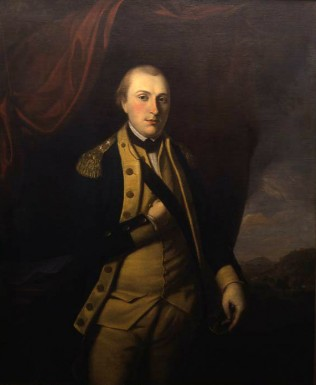The Marquis de Lafayette was an ardent opponent of slavery.  Image Credit: Portrait of Marquis de Lafayette, Charles Willson Peale, 1779 (Washington-Custis-Lee Collection, Washington and Lee University, Lexington, VA)