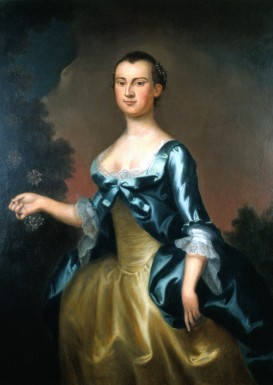 Young Martha Washington (Mount Vernon Ladies' Associates)