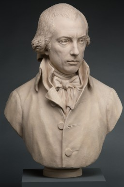 Bust of James Madison found within the Library at Mount Vernon