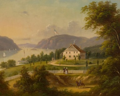 Washington's Headquarters at Newburgh, New York, George Gunther Hartwick, c. 1850