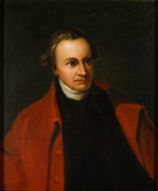 Patrick Henry by George Bagby Matthews (copied from Thomas Sully's 1851 painting), c. 1891, oil on canvas, United States Senate.