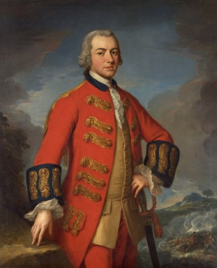 Sir Henry Clinton (The American Museum in Britain)