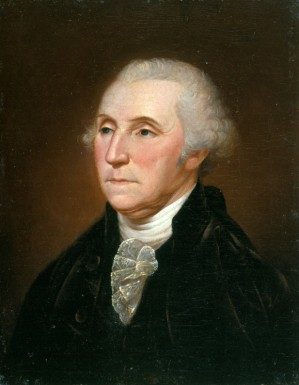 George Washington by Charles Willson Peale (Mount Vernon Ladies' Association)
