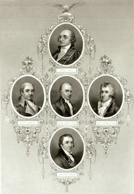 Cabinet Members · George Washington's Mount Vernon