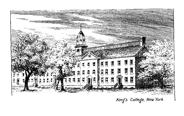 Kings College George Washingtons Mount Vernon