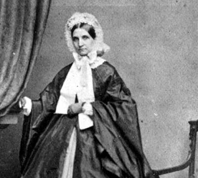Sarah Tracy, 1859.