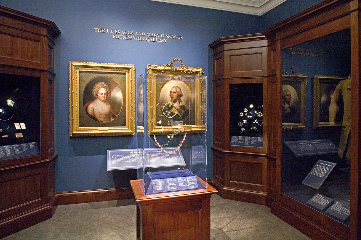 Galleries in the Museum at Mount Vernon · George ...
