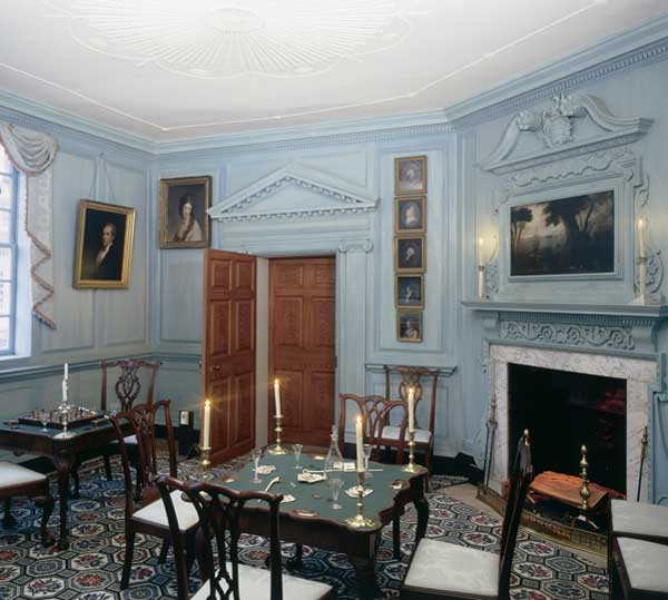 Interior Architectural Details · George Washington\'s Mount Vernon