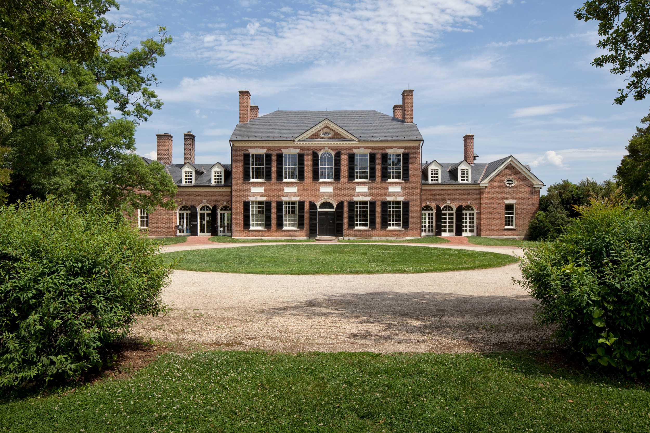 Woodlawn Plantation in Fairfax County, Virginia
