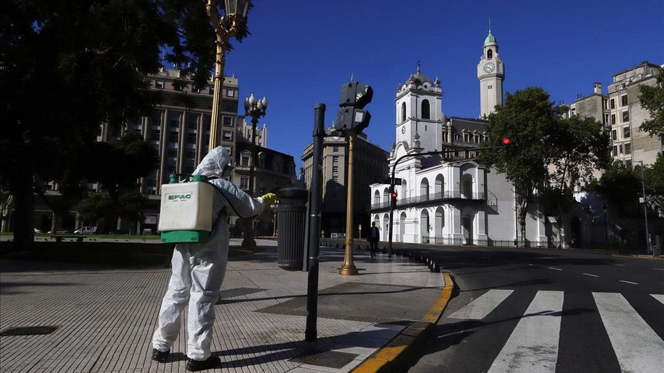 América Latina suma 1,5 millones de casos de COVID-19
