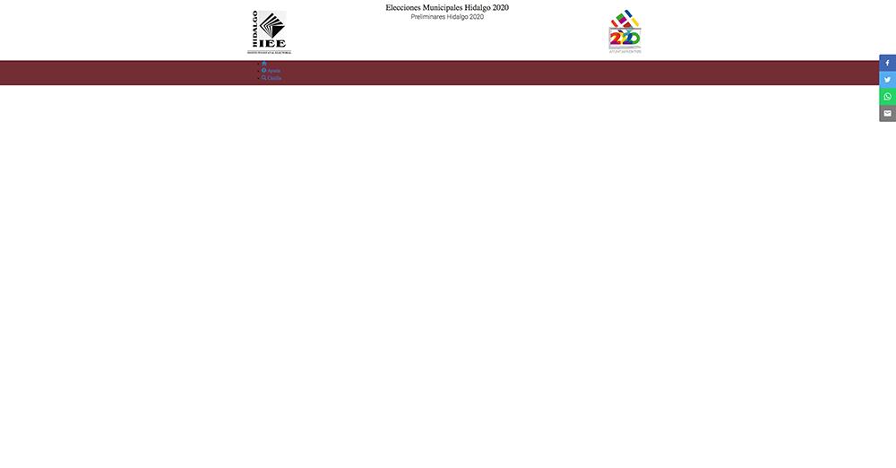 Consulta los resultados preliminares de las elecciones de Coahuila e Hidalgo