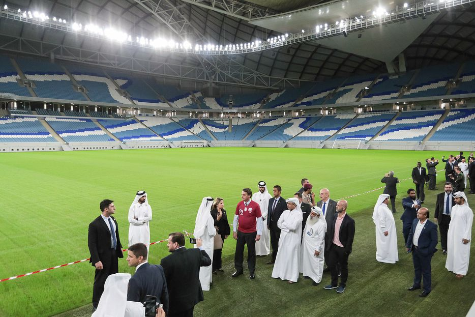 A dos años del Mundial de Fútbol Catar 2022