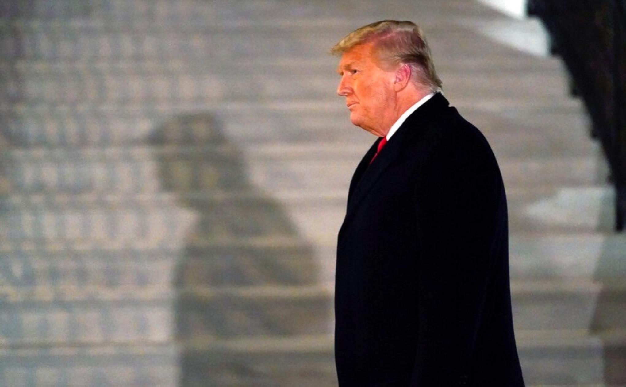 Segunda vez — Impeachment contra Trump