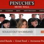 Featured Events Slider for Venue Website