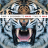 This Is War - 30 Seconds to Mars, Single Slick
